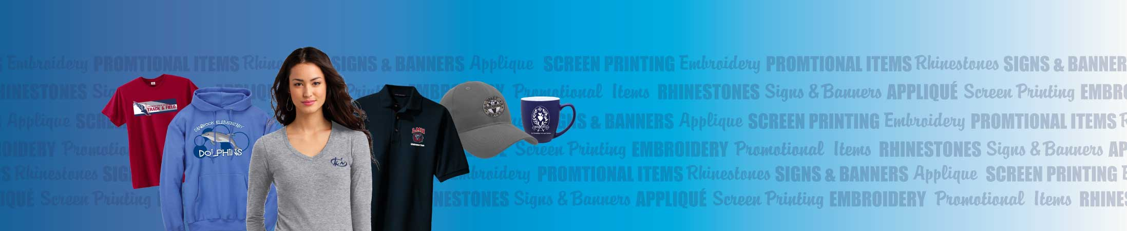 Kustom Imprints Screen Printing Embroidery