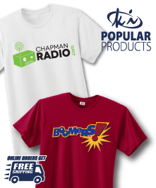 01f708b4 Custom Screen Printed T-Shirt Special Includes…