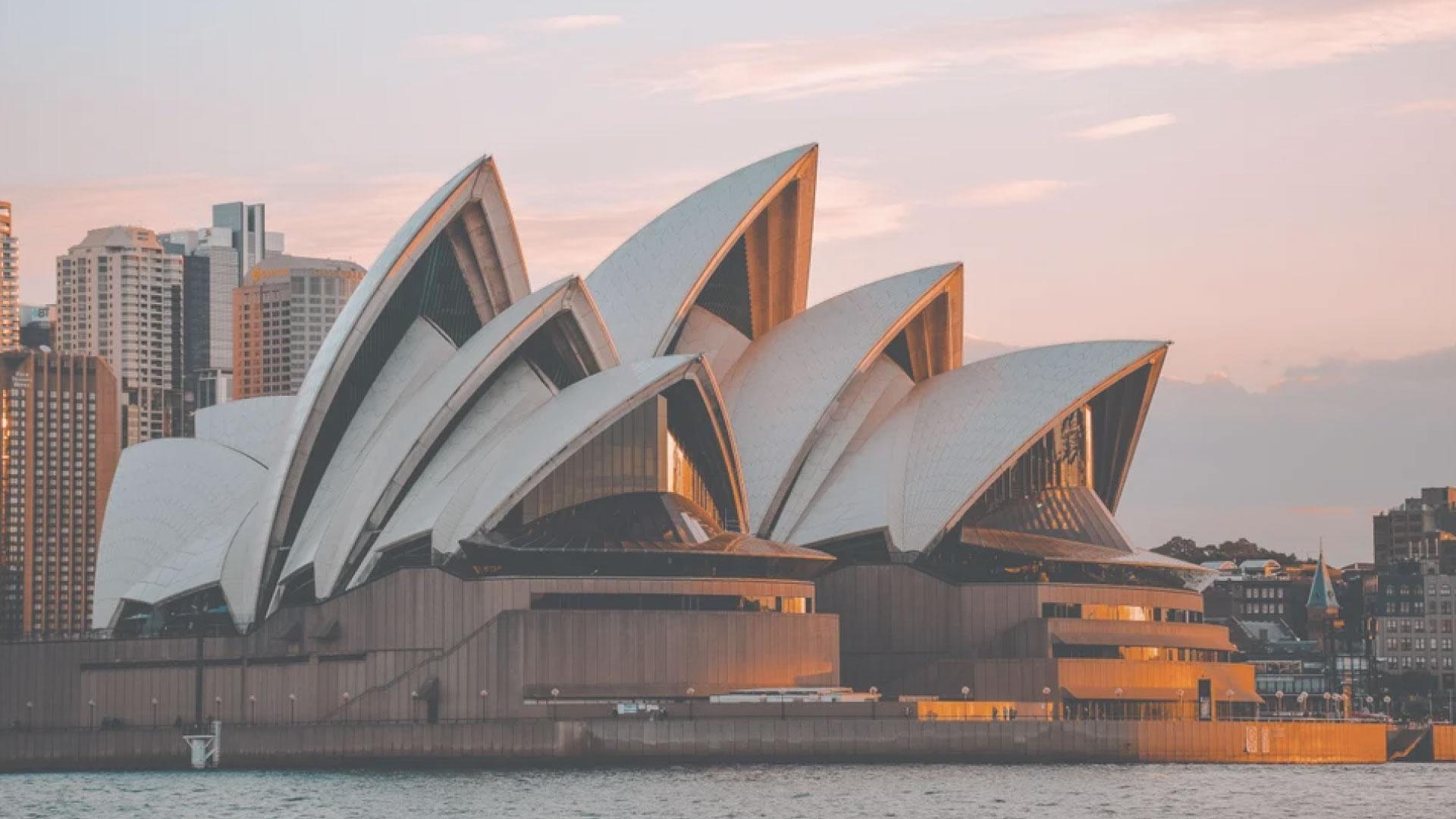 Zoom Virtual Backgrounds Sydney Opera House Kustom Imprints
