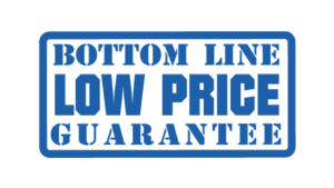 bottom line low price guarantee