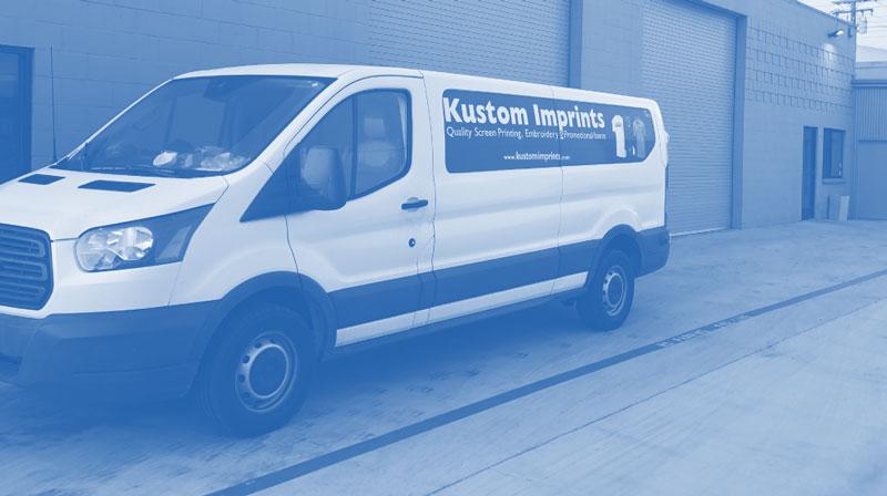 Kustom Imprint Van